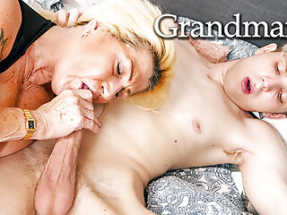 Granny's Acting like a Slut Again! big boobs bbw xxxvideo