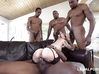 meticulous teamwork to widen her holes group sex hardcore xxxvideo