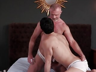 uncle bonks his young lover daddy (gay) blowjob (gay) xxxvideo