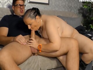 Bbw German Granny Hanne Hot Fun With Her Neighbor big tits bbw xxxvideo