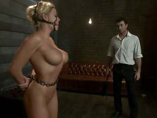 Submitted Hottie blond bdsm xxxvideo