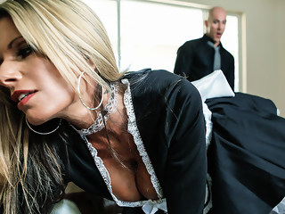 Laid by the Maid point of view blowjob xxxvideo
