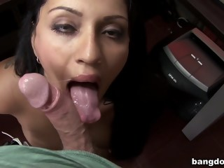 Cielo Has A Big Ass milf facial xxxvideo
