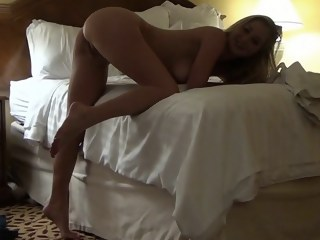 Hotel Fuck blond facial xxxvideo