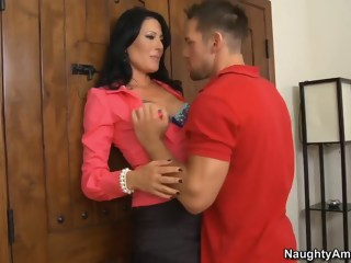 Since she's not his teacher anymore hardcore milf xxxvideo
